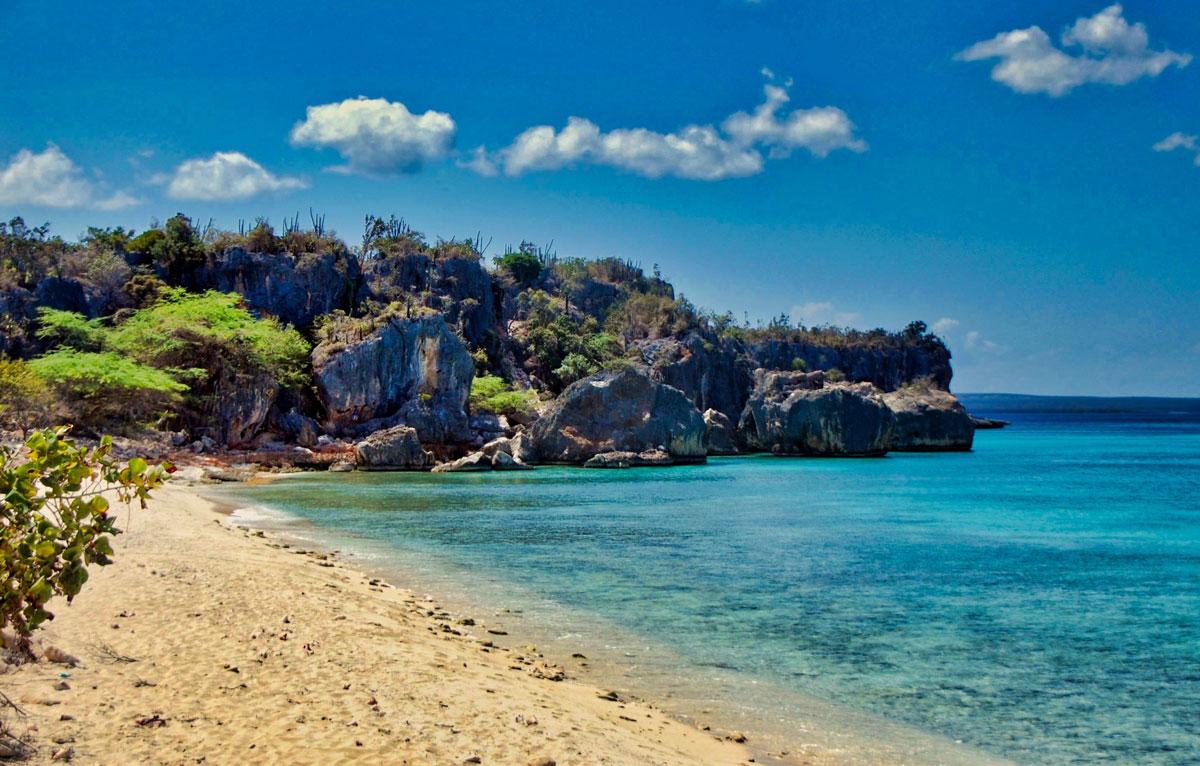 playa las Aguilas Republica Dominicana